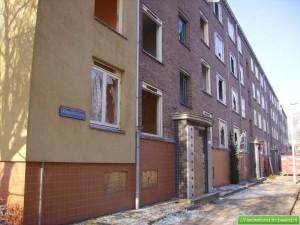 Straat De Ringelenburg in Rotterdam Zuidwijk