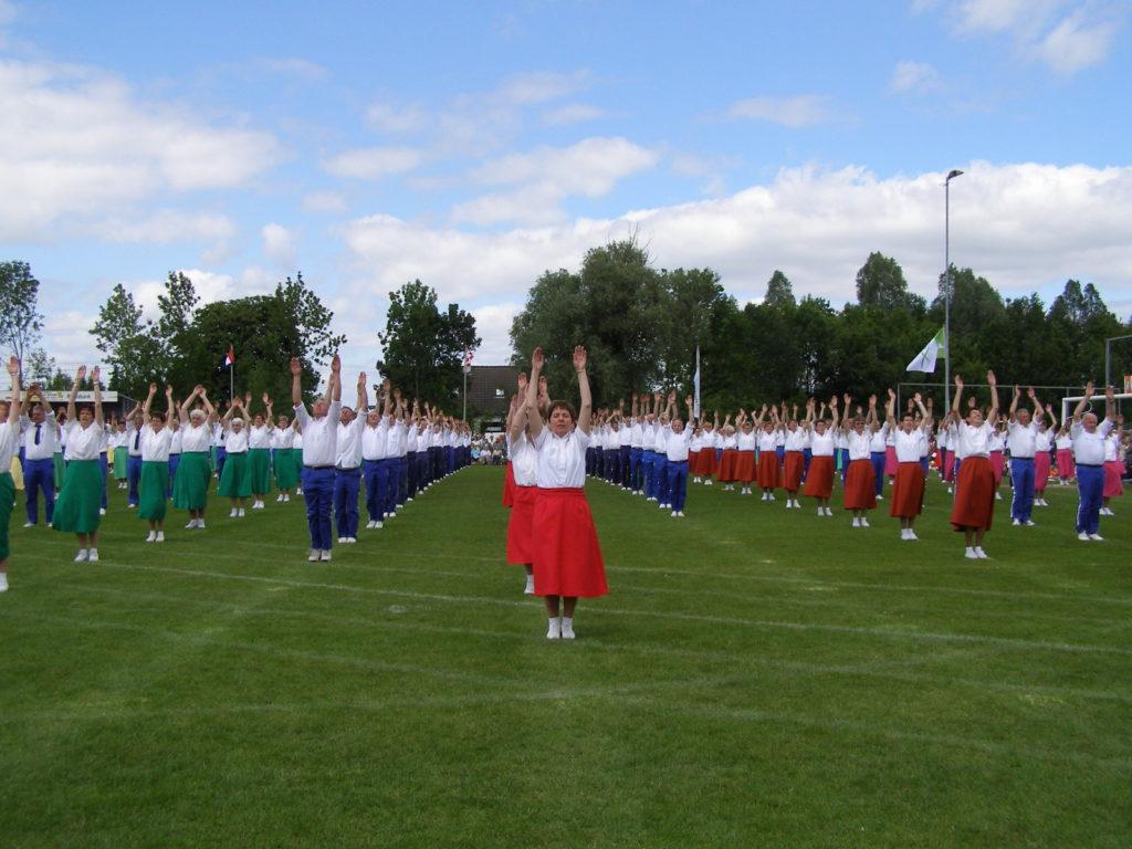 Huisseling.nl; Veteranensportclub