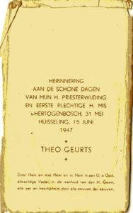 Huisseling.nl; Geestelijken