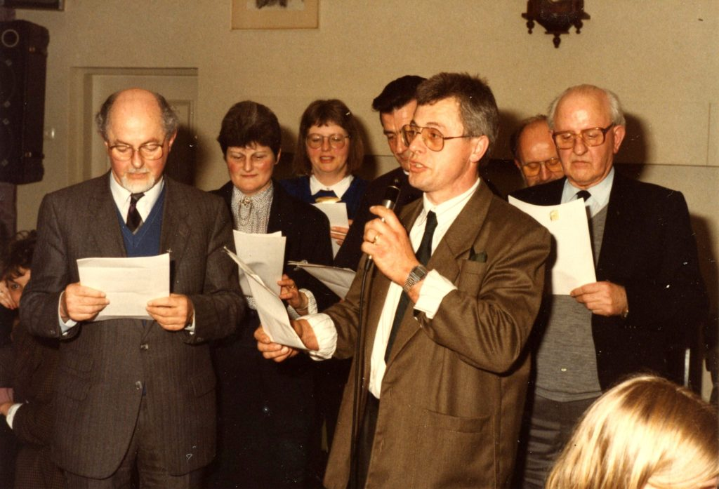 Huisseling.nl; Kerkgeschiedenis 638-2000