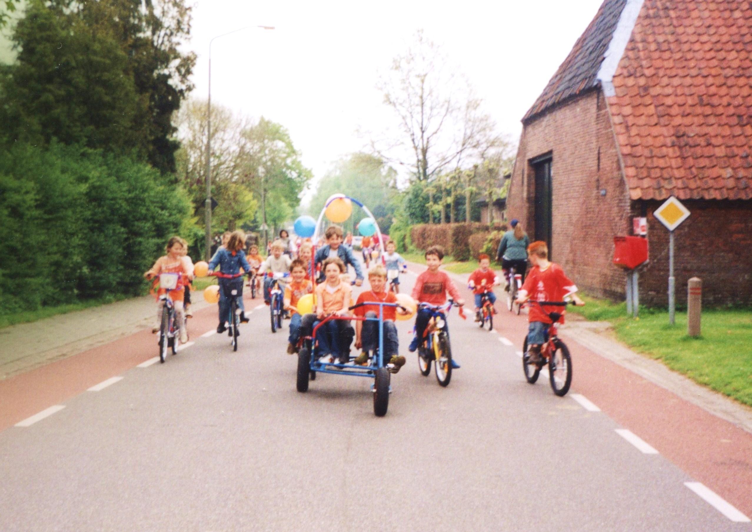 Huisseling.nl; Koninginnedag